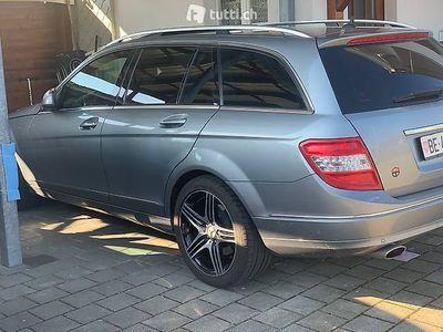 gebraucht Mercedes C350 T4M