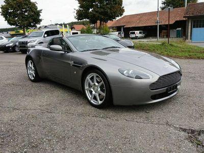 gebraucht Aston Martin V8 Vantage V8/V12 Vantage4.3 Sportshift