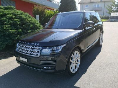 gebraucht Land Rover Range Rover 5.0 V8 SC Autobiography Aut