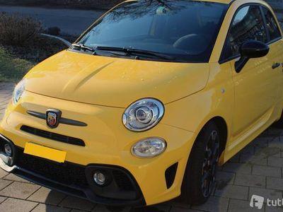 gebraucht Fiat 500 Abarth Abarth competizione, giallo modena, 205PS