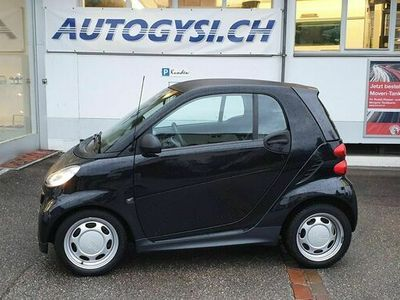 gebraucht Smart ForTwo Coupé Black Edition Series
