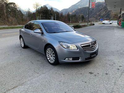 gebraucht Opel Insignia 2.0 Turbo Cosmo Automatic