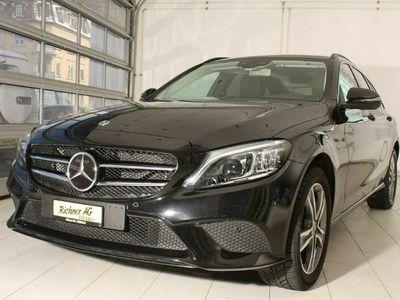gebraucht Mercedes C220 d Avantgarde 4matic