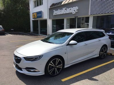 gebraucht Opel Insignia ST 2.0 T Excellence AWD