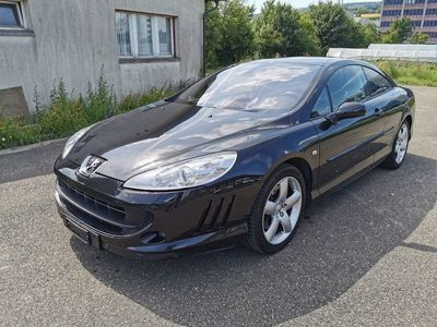 gebraucht Peugeot 407 Coupe 2.7 HDI Pack Automatic