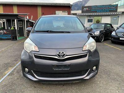gebraucht Toyota Verso-S 1.33 Linea Luna