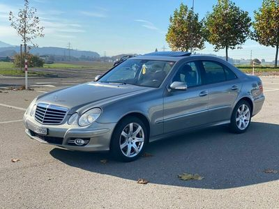 gebraucht Mercedes E320 E-Klasse Mercedes E320 CDI 4matik E-Klasse MercedesCDI 4matik
