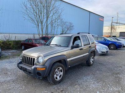 gebraucht Jeep Cherokee 3.7 Extreme Sport
