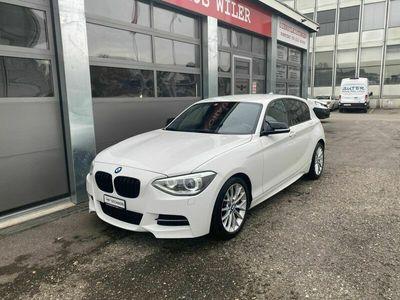 gebraucht BMW M135 1er i Steptronic - 133'625 km - FRISCH AB MFK & SERVICE