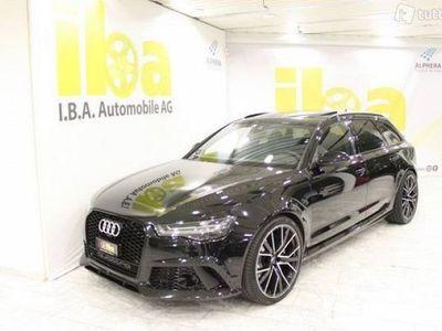 gebraucht Audi RS6 Avant 4.0 TFSI V8 p