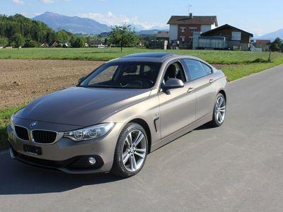 gebraucht BMW 420 Gran Coupé 4er d xDrive Sport Line Steptronic