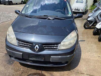 gebraucht Renault Scénic Senic 1.9 dci Diesel Euro 4