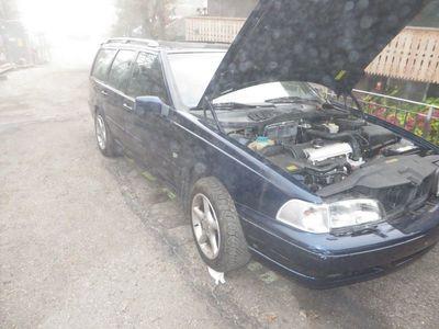 gebraucht Volvo V70 2.4 T AWD