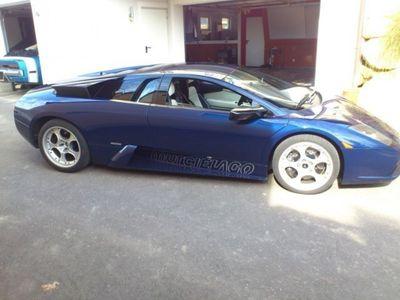 gebraucht Lamborghini Murciélago 6.2 Coupé