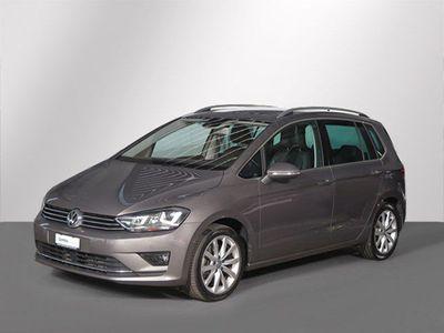 gebraucht VW Golf Sportsvan VII 2.0 TDI HIGHLINE DSG