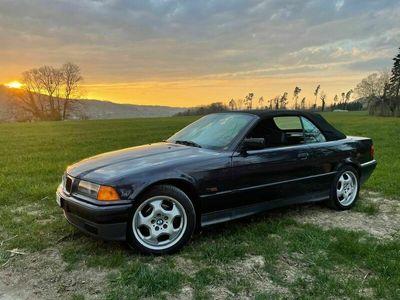 gebraucht BMW 320 Cabriolet 3er i E36