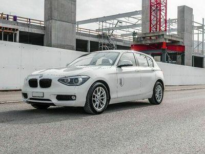 gebraucht BMW 116  i Steptronic