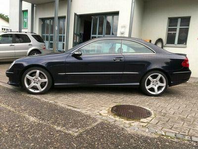 gebraucht Mercedes CLK500 Avantgarde 7G-Tronic
