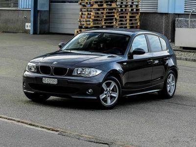gebraucht BMW 116 1er i frisch MFK/ 73'500 km