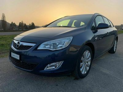 gebraucht Opel Astra SportsTourer 1.7 CDTi Enjoy