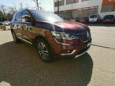 gebraucht Renault Koleos Koleos Sehr schönerdunkelrot mét. voll ausgerüstet