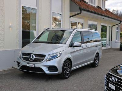 gebraucht Mercedes 300 Vd long Avantgarde 4Matic 9G-Tronic