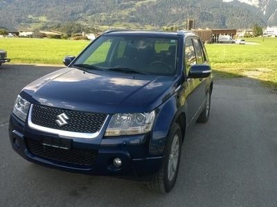 gebraucht Suzuki Vitara Grand Wagon 2.4 VVT GL Top 4x4