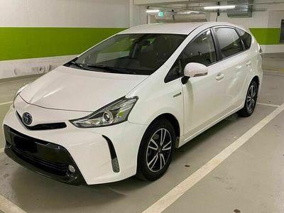 gebraucht Toyota Prius+ Prius Plus 1.8 VVT-i HSD Comfort1.8 VVT-i HSD Comfort