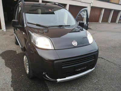 gebraucht Fiat Qubo 1.3 multijet frisch ab mfk und Service