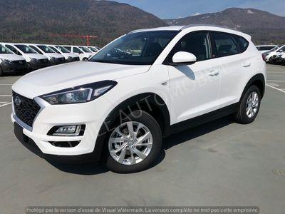 gebraucht Hyundai Tucson 1.6 TGDI Origo 4WD DCT