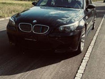 gebraucht BMW M5 5er Verkaufe denE60