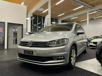 gebraucht VW Touran 1.6 TDI BlueMotion Technology Comfortline DSG