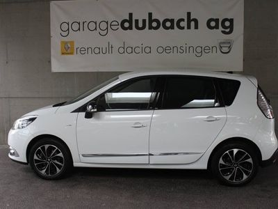 gebraucht Renault Scénic 1.5 dCi Bose EDC