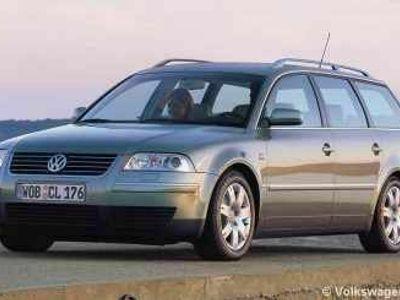gebraucht VW Passat 1.9 TDI zum schlachten