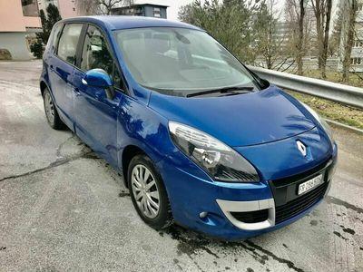 gebraucht Renault Scénic Scénic1.5 dci Automatique Exp 28.12.2020