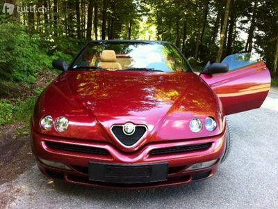 gebraucht Alfa Romeo Spider 3.0 V6 ( Cabriolet)