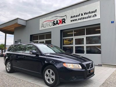 gebraucht Volvo V70 D5 AWD Kinetic Geartronic