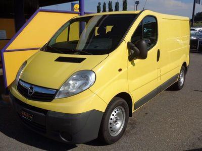 gebraucht Opel Vivaro 2.5 CDTI 2.7t L1H1