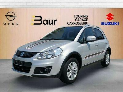 gebraucht Suzuki SX4 1.6 16V Piz Sulai 4WD