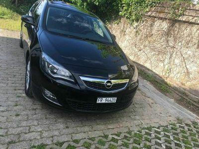 gebraucht Opel Astra 2.0 CDTi Sport