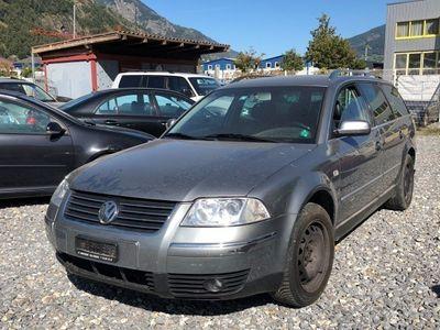 gebraucht VW Passat Variant 2.8 V6 4Motion Highline