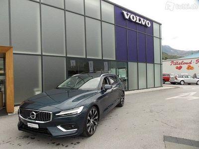 gebraucht Volvo V60 T6 Inscription AWD