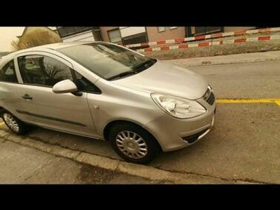 gebraucht Opel Corsa D10 2007 frisch ab MFK