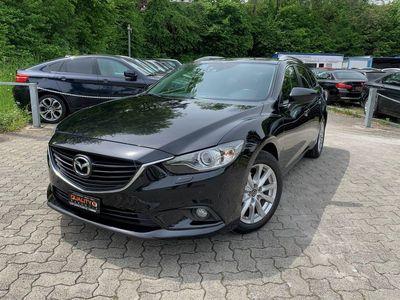 gebraucht Mazda 6 Sportwagon 2.2 D 16V Ambition Automatic