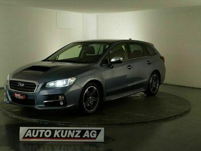 gebraucht Subaru Levorg Combi 1.6DIT Premium S Assist Lineartronic