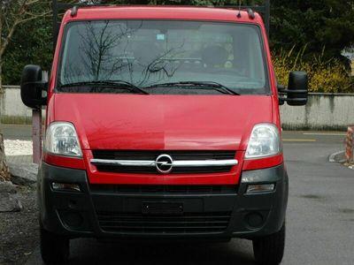 gebraucht Opel Movano Movano 2.5 CDTI 3.5t2.5 CDTI 3.5t