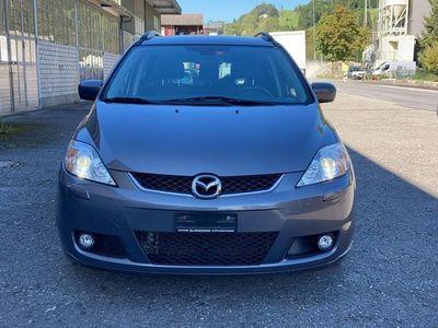 gebraucht Mazda 5 2.0d 16V Confort