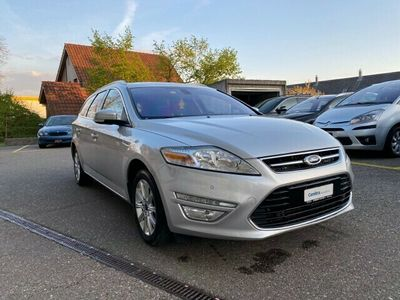 gebraucht Ford Mondeo 2.0 EcoBoost SCTi Carving PowerShift
