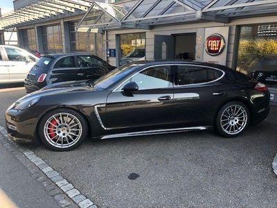 gebraucht Porsche 911 Turbo S Panamera4.8 PDK
