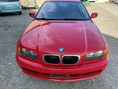 gebraucht BMW 318 3er Ci Coupé